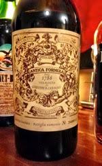 Carpano Antica sweeth vermouth