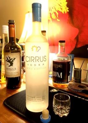 Cirrus vodka 750ml