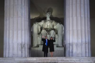 Trump before Lincoln